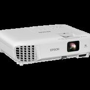 爱普生Epson CB-W05适合会议室使用标清高亮商务投影机