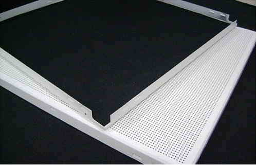 订做微孔铝扣板价格|600防火微孔铝扣板|广州市广京装饰材料有限公司