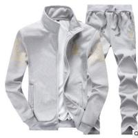 春秋韩版青少年男士运动卫衣两件套