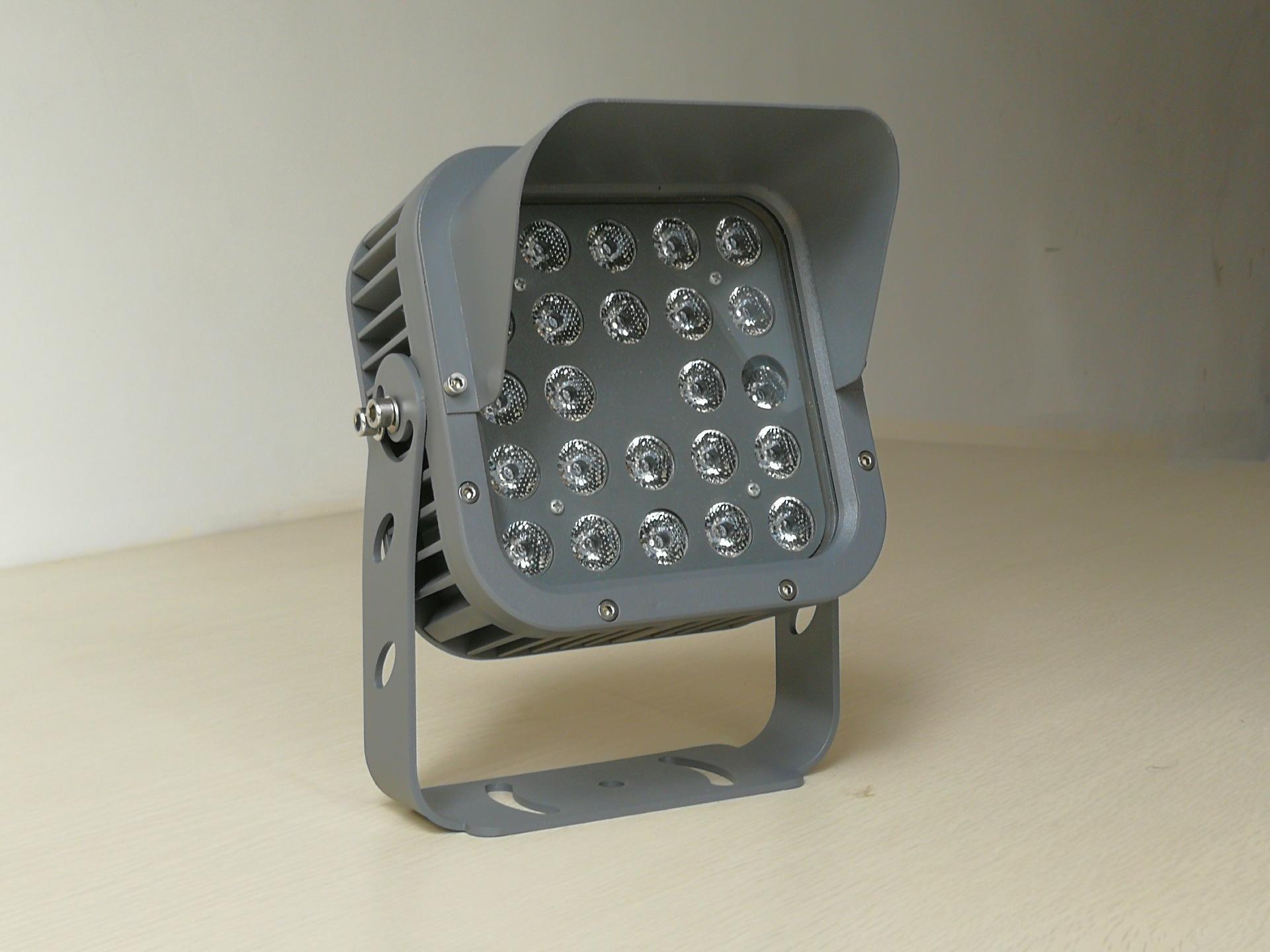 圆形聚光照明LED射灯、动态RG