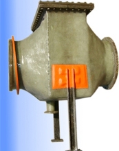玻璃钢设备 分离器 漂洗罐 不锈钢罐  钢衬PE循环罐 环保设备 加工定制图片