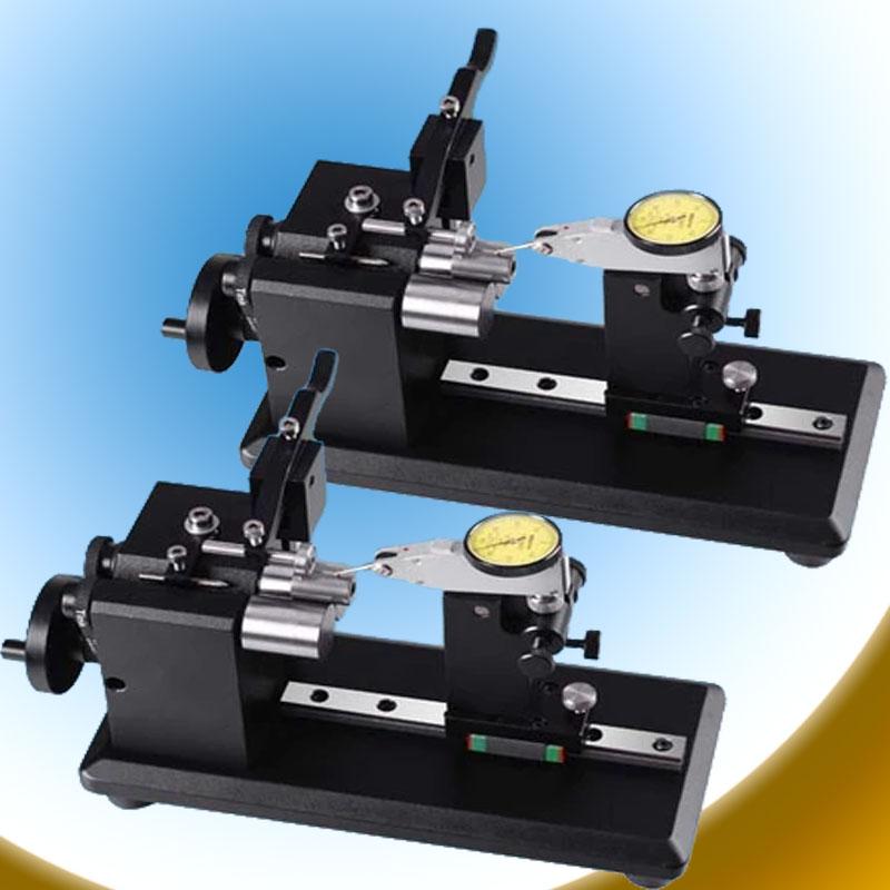 东莞特价高精度导轨型同心度仪3-25同轴度测量万向偏心仪偏摆仪包邮高精度导轨型同心度仪测量