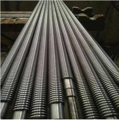 生产厂家梯形丝杆加工铜螺母TR50直径 不锈钢正反牙左右牙丝杠