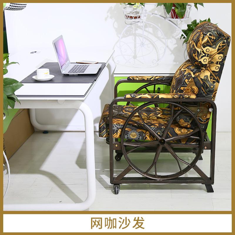 网咖沙发 沙发椅 竞技沙发 电竞椅 网吧网咖沙发现代时尚单人沙发 欢迎来电定制
