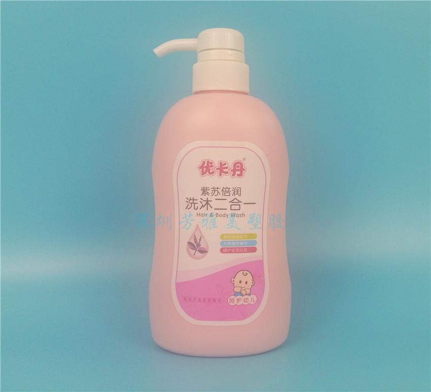 深圳1L洗发水沐浴露包装瓶厂家|1000ML日化包装瓶直销