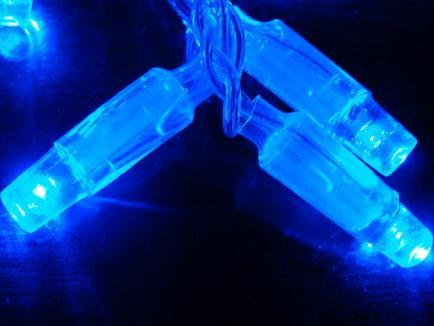 LED灯串蓝光灯中山蓝光灯厂家供货中山蓝光灯厂家图片LED灯串蓝