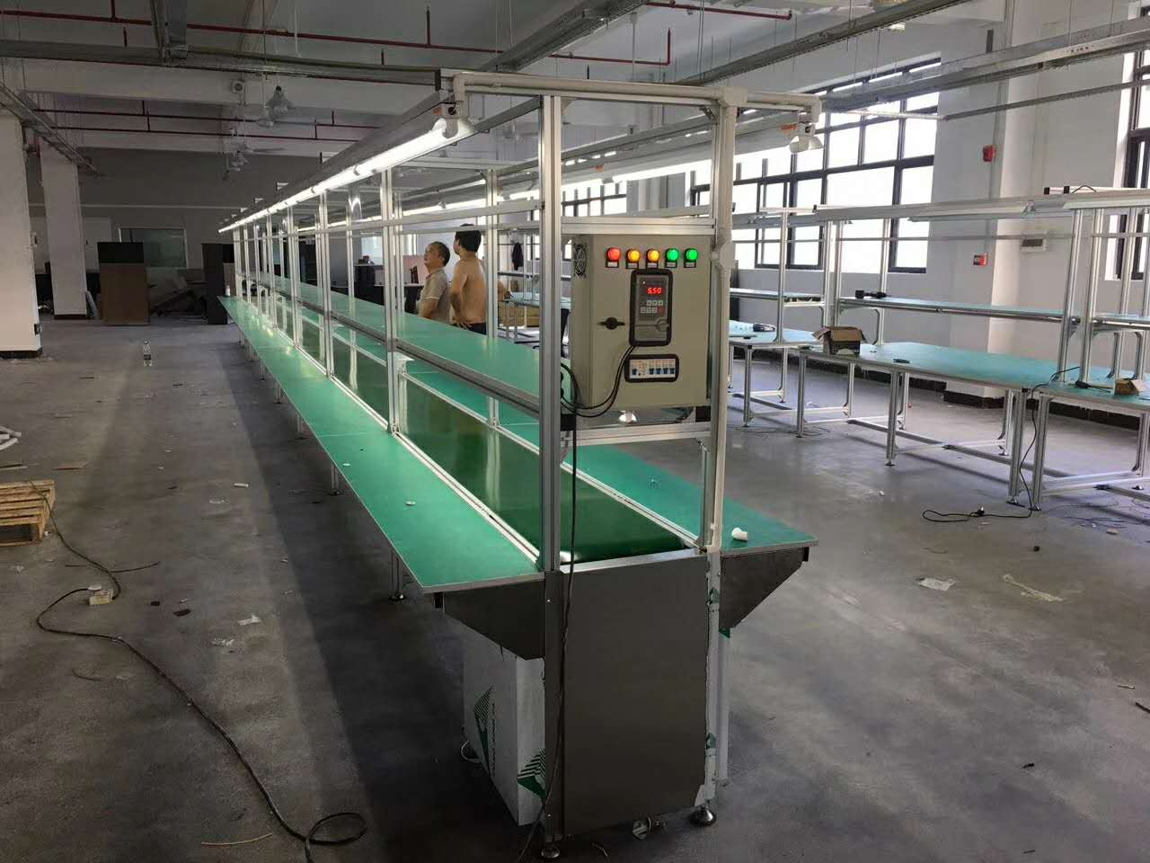 车间流水线装配生产线自动化传送带报价