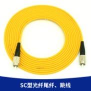 SC型光纤尾纤、跳线图片