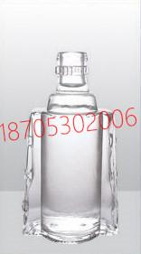 安徽哪里生产晶白料玻璃瓶 滁州晶白料玻璃瓶厂家 安徽晶白料玻璃酒瓶