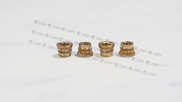 上海铜嵌件厂家直销 铜嵌件工艺和用途 铜嵌件报价 铜嵌件规格