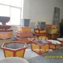 六角水泥花盆模具,海鼎专业生产