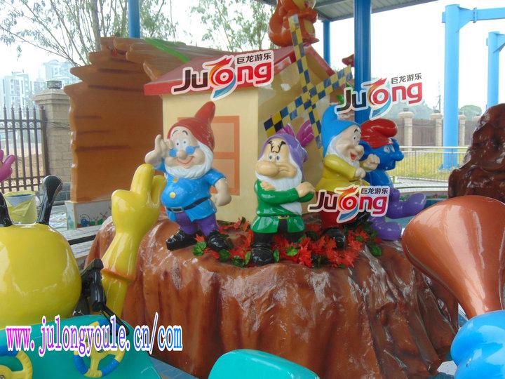 儿童游乐设备精灵王国