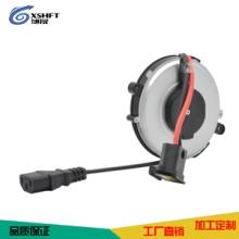 自动卷线盘电动车充电源延长线0747自动卷线装置插排插座加长接线 举报 YSH-0747-3C-充电款