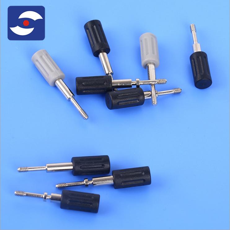 厂家直销电脑螺丝包胶 电脑周边系列螺丝圆标型螺丝可定制 电脑螺丝包胶供应商