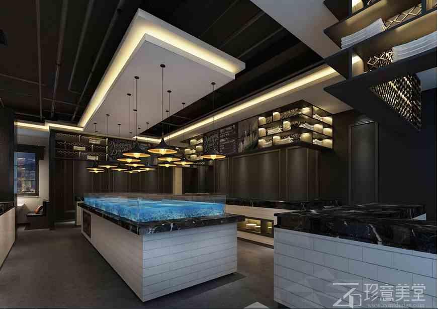 咖啡厅设计公司,珍意美堂提供一站式的餐厅设计服务供应 深圳餐厅设计公司好吗