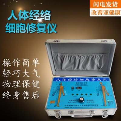 华林酸碱平dds美容养生按摩器电疗仪理疗人体经络细胞修复疏通仪