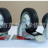 厂家直销批发零售3寸平板边刹扁轮