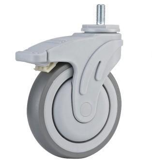 医疗轮厂家 医疗轮供应商 医疗轮批发  全塑医疗脚轮