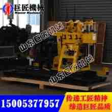 厂家直供移机式200型地质钻探钻机山东华夏巨匠HZ-200YY批发