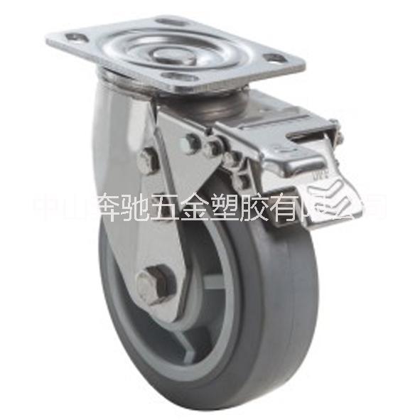 厂家直销304不锈钢重型脚轮 304不锈钢重型脚轮厂家 不锈钢轮厂家 万向轮
