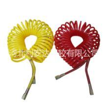 螺旋刹车管厂家直销  优质螺旋刹车管出售 优质伸缩气管出售批发