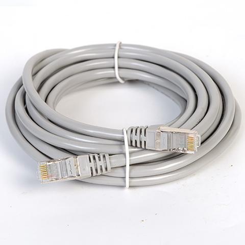 五类无氧铜跳线网线成品1米2米