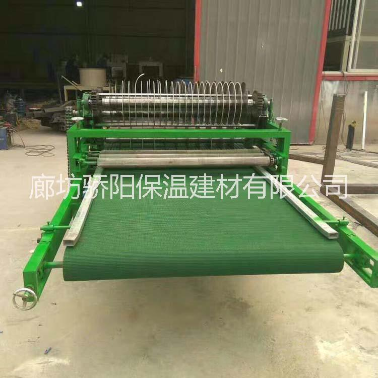 骄阳厂家全自动无损耗玻璃棉裁条机 1.2米宽数控岩棉裁条机设备