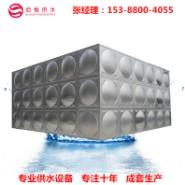 湖南启恒304不锈钢保温水箱图片