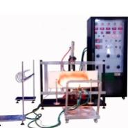 电线电缆耐火冲击及喷淋试验机图片
