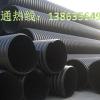 陕西安康大口径钢带增强排污管厂家图片