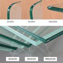 太原玻璃厂 桌面玻璃 圆形厚桌面玻璃
