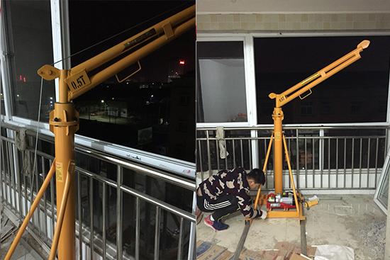 建筑小吊机厂家|东弘起重|工地建筑小吊机批发
