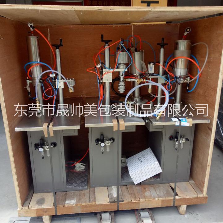 自动灌装机厂家 自动灌装机定做 自动灌装机价格 半自动灌装机 气雾剂灌装设备