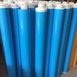 生产供应 南京led灯具导热双面胶 蓝色玻纤布导热胶带 无基材导热双面胶 可定做