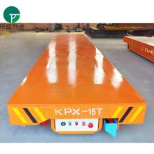 kpx蓄电池供电轨道平车工件转运轨道电动平车