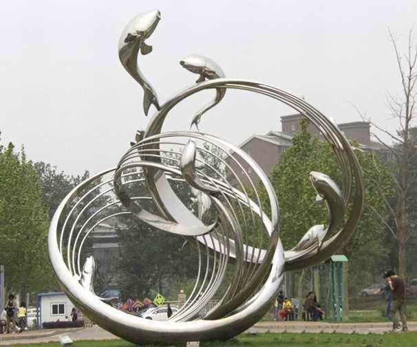 金属雕塑的精良工艺制作
