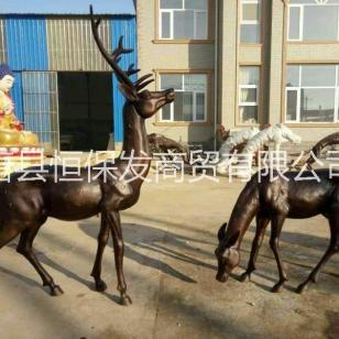 园林铜雕塑厂家图片
