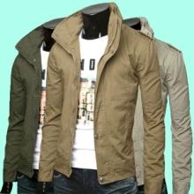 男款外套 高品質男士外套 商務休閑多種規格時尚外衣 歡迎聯系訂購圖片