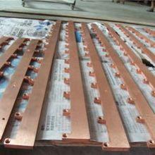 铜排电力机械用高纯度紫铜排厂家 铜排图片