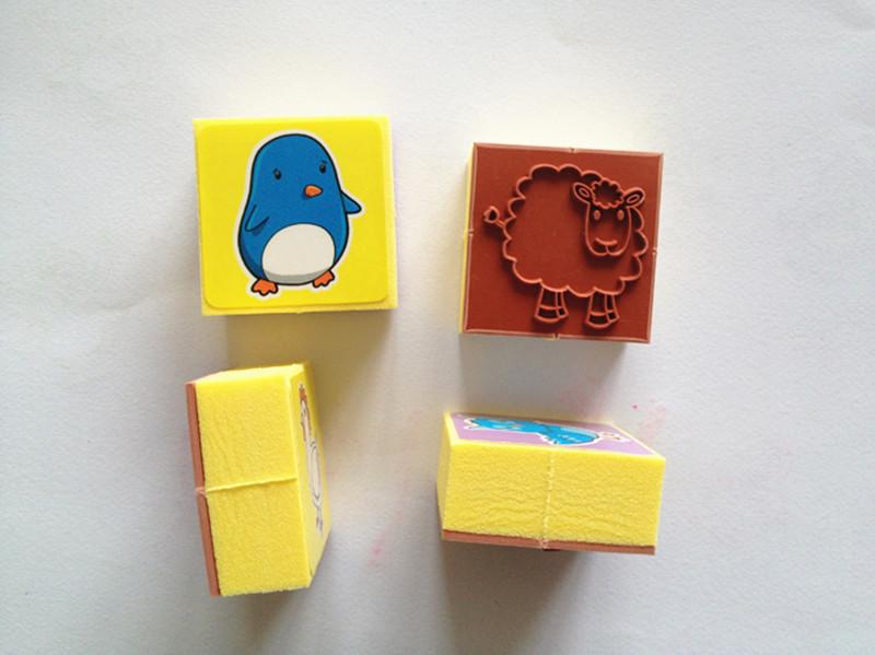 橡胶印章 橡皮印章 益智玩具印章[厂家直销]