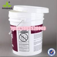 供应全新5加仑塑料桶 19公斤美式19L升大口美式桶 美式桶5加仑美式塑料桶