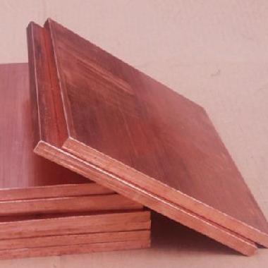 铜板电力机械用高纯度紫铜板厂家 铜板
