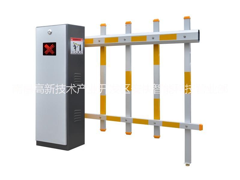 LC105智能直杆栅栏道闸