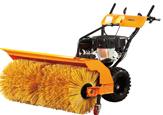 13马力毛刷扫雪扫地机QCDMS、扫雪扫地机QCDMS13、扫雪机、扫地机