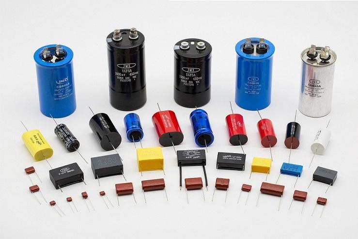 轴向薄膜电容6.8uf电容器生产 轴向薄膜电容器