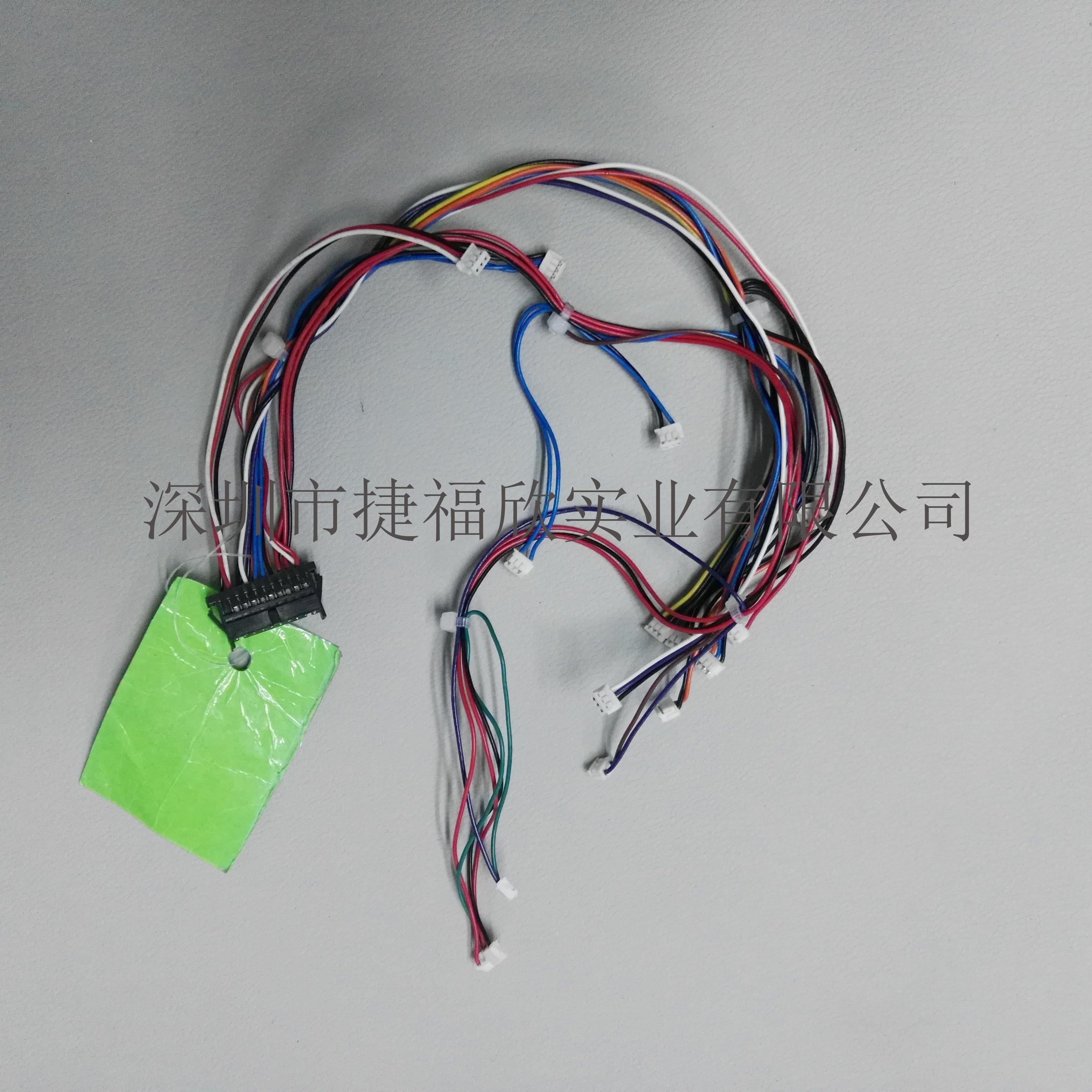UL线材连接线汽车线束加工定制