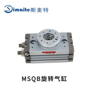 SMC型摆动气缸使用于气动打标机图片