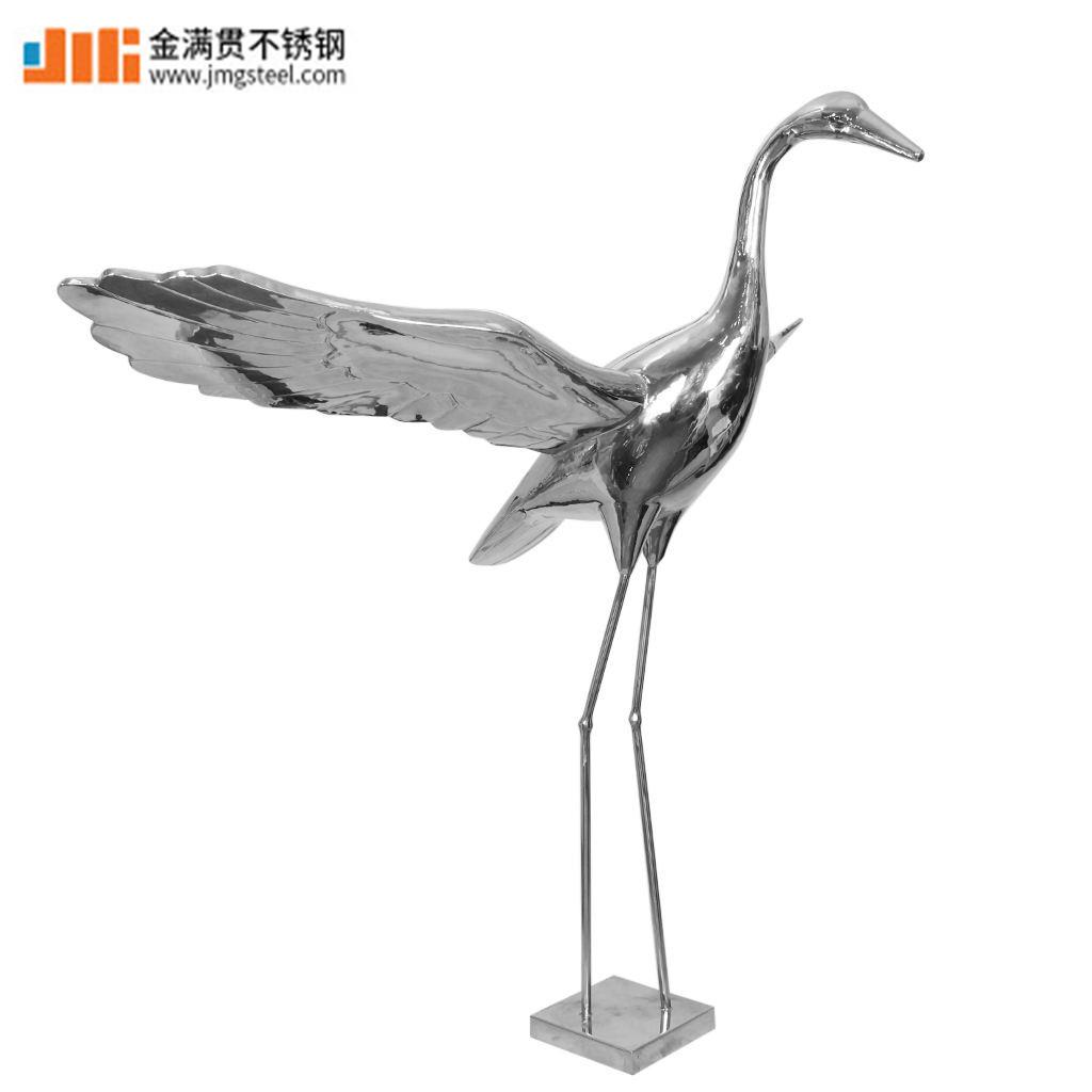 厂家定制不锈钢制品 不锈钢雕塑工艺品