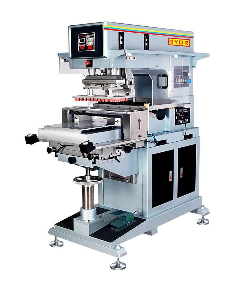 厂家直销GN-125单色移印机移印机单色移印机钢板移印机台式移印机