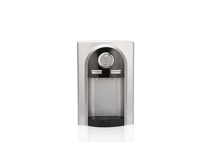 厂家直销 37T系列饮水机 冷热两用迷你饮水机供应商 冰热型台式饮水机价格 37T饮水机
